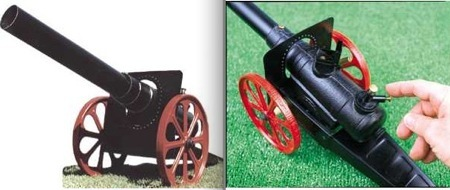 field cannon Pinboard