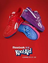 Kool Aid Scented Sneakers