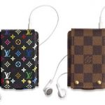 Louis Vuitton iPod Case for the TechnoFashionista