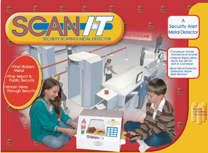 scan it metal detector