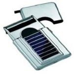 Solar Powered Electric Shaver