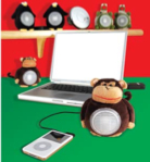 speaker monkey