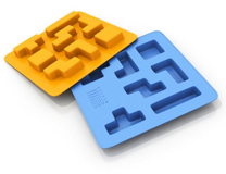 Tetris Ice Cube Trays