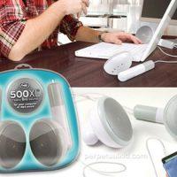 500XL Giant Headphone Speakers