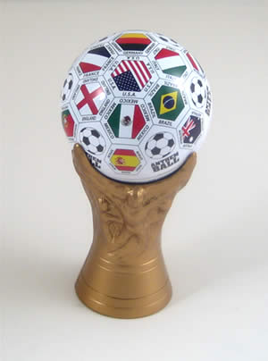 anthem soccer ball Pinboard
