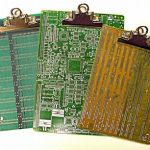 Recycled Circuit Board Clipboards Up Your Geek Points