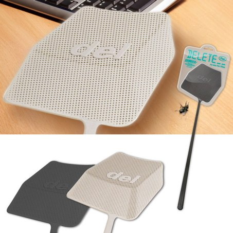 delete key flyswatter