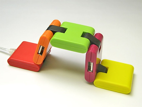 evergreen usb hub Pinboard