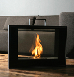 portable fireplace Random