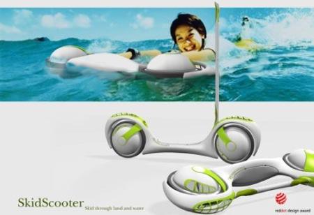 skidscooter