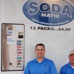 12 Pack Vending Machine