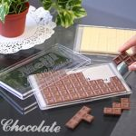 Chocolate Tetris Style Puzzle Dilemma