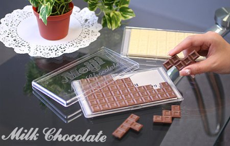chocolate tetris Pinboard