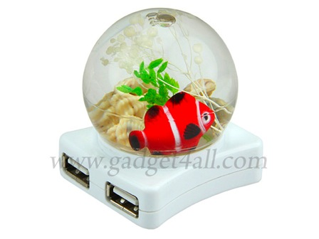 crystal ball usb Pinboard