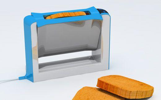 flip toaster
