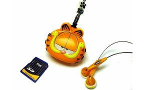 garfield mp3