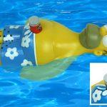 Floating Homer Simpson Radio