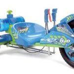 Big Wheels Trike with Built in Watergun