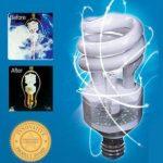 Ionic Light Bulb Freshens and Enlightens