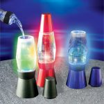 Lava Lamp Shot Glasses Get You Lit While They Get Lit