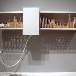 Horizontally Wall Mounted Dishwasher Concept