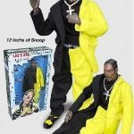 Snoop Dogg Action Figures Fo-Shizzle