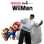 WiiMan Costume Actually Works as a Wii Controller
