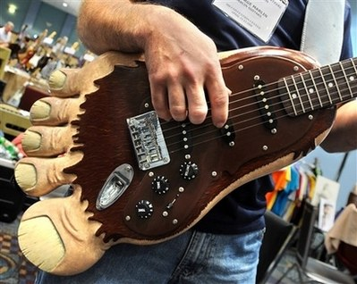bigfoot guitar