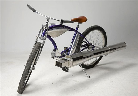 jet bicycle