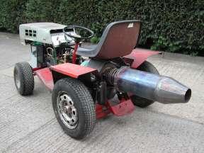 jet tractor