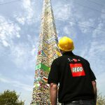 100 Foot Tall Lego Tower is a New World's Record