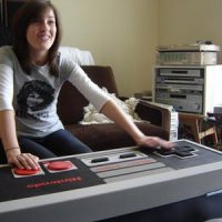 Working NES Controller Coffee Table