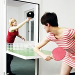 Ping Pong in a Pinch with the Ping Pong Door