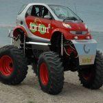 Smart Car Monster Truck