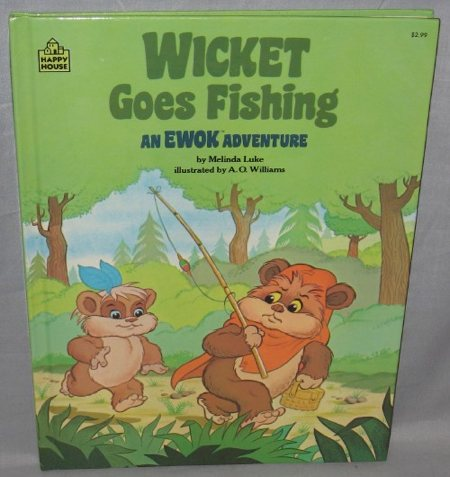 ewok fishing book