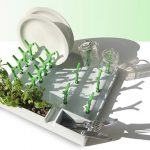 Dish Dryer and Herb Grower