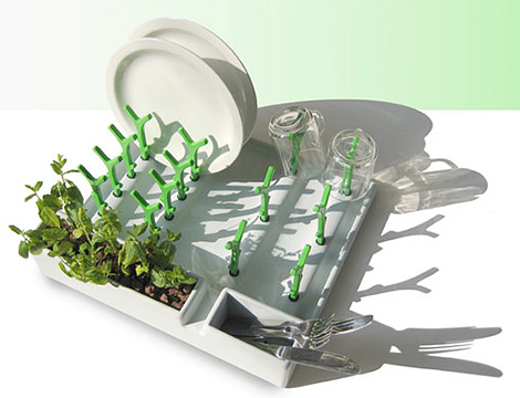 dishdryer herb grower Dish Dryer and Herb Grower