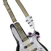 Guitar Handbag Rocks