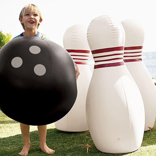jumbo inflatable bowling Pinboard