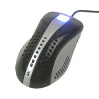 Mouse with Built In USB Fan