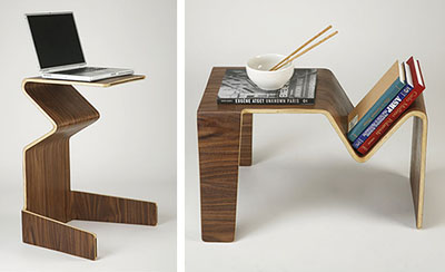 The Tre Table Is A Multi Use Coffee