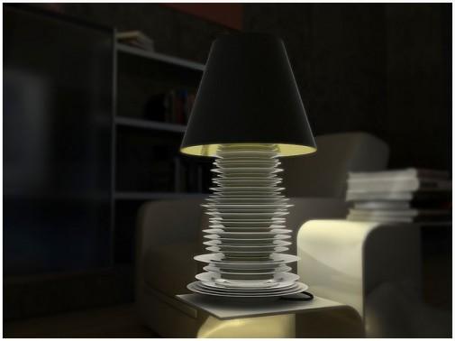 plate lamp 505x378 Pinboard