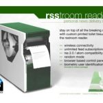 RSStroom Toiler Paper RSS Feed Reader