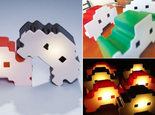 space invaders lamp 505x376 Pinboard