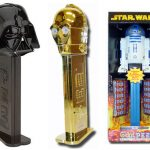 Star Wars Giant Light Up Music Playing Pez Dispensers