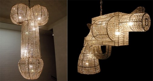 Pimp Your Dining Room with Custom Chandeliers
