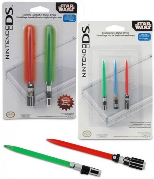 Light Up Star Wars Lightsaber Stylus