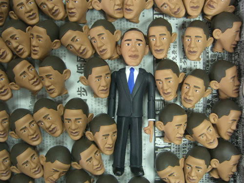 obama action figure Pinboard