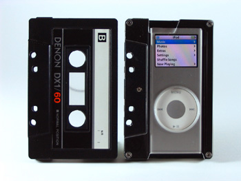 cassette tape ipod case Pinboard