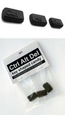 Reboot Your Tastebuds with Ctrl Alt Del Licorice